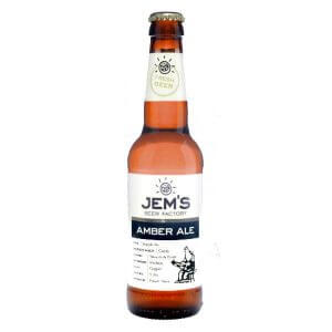 בירה ג'מס אמבר אייל