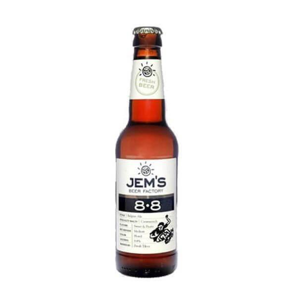 בירה ג'מס 8.8