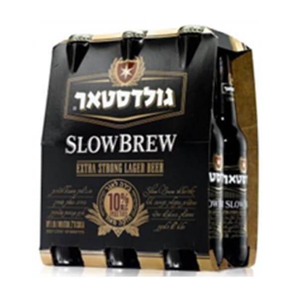 גולדסטאר slowbrew 10%