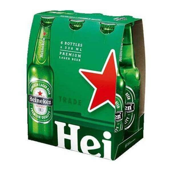 שישיית בירה הייניקן