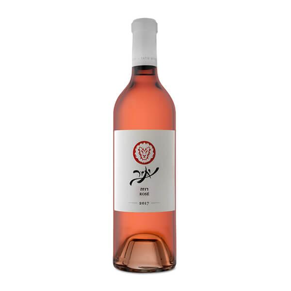 יין רוזה יקב יתיר