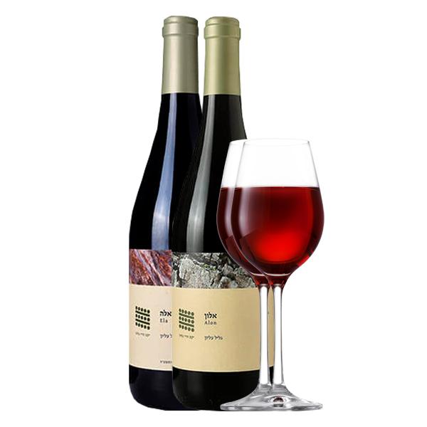 זוג יינות אלון ואלה